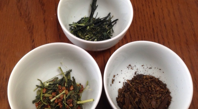 Tea Samples from Obubu